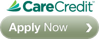 Care Credit logo with Apply Now button